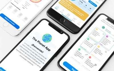 ¿Por qué nace The Planet App?