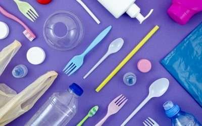 5 consejos para reducir el uso del plástico