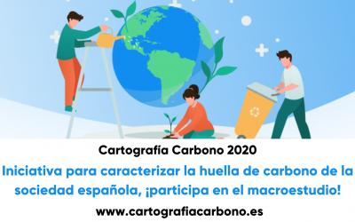 Resultados preliminares de nuestro macroestudio Cartografía de Carbono 2020