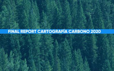 Cartografía Carbono 2020 – Final Report